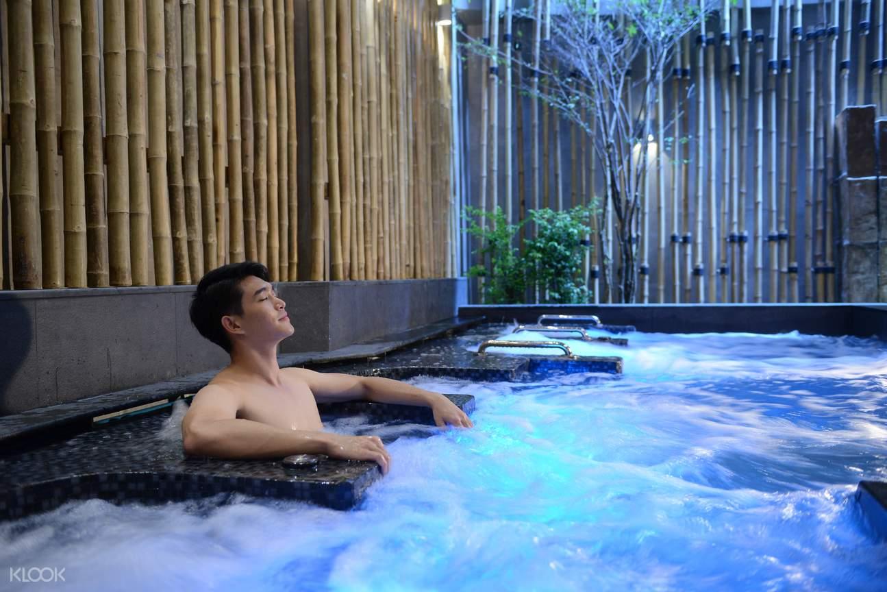 let's relax温泉按摩