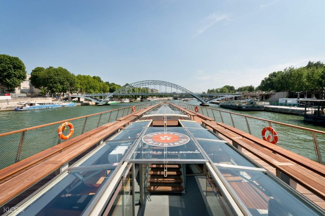 塞納河遊船票
