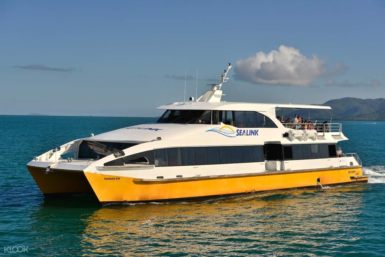 magnetic island ferry