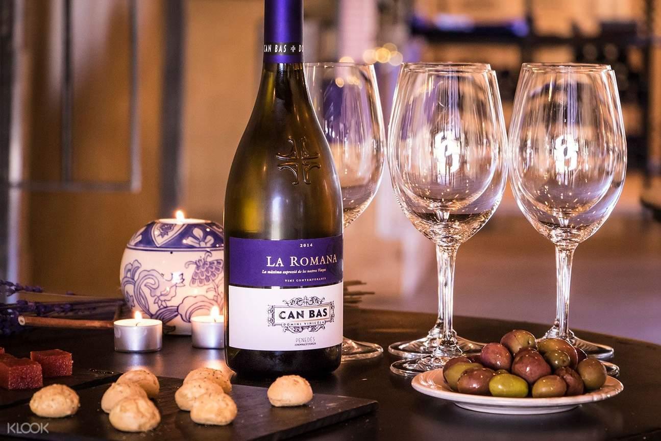 巴塞罗那葡萄酒庄,巴塞罗那卡瓦酒庄,巴塞罗那品酒,巴塞罗那美食体验,巴塞罗那美酒体验