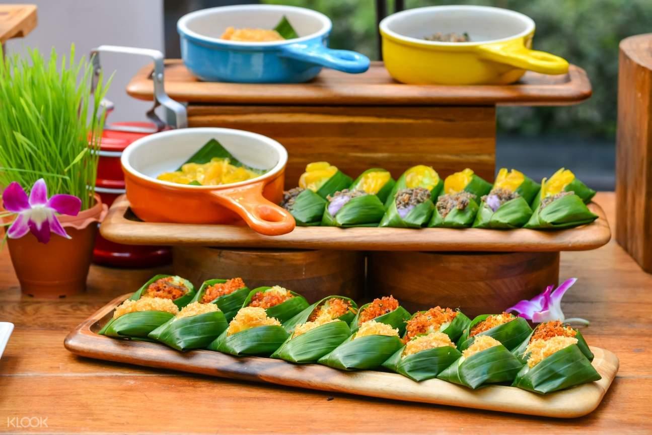 special buffet dinner bubbles restaurant grand mercure phuket patong