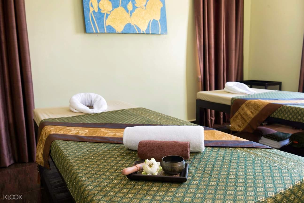 Thai Zen Spa Room
