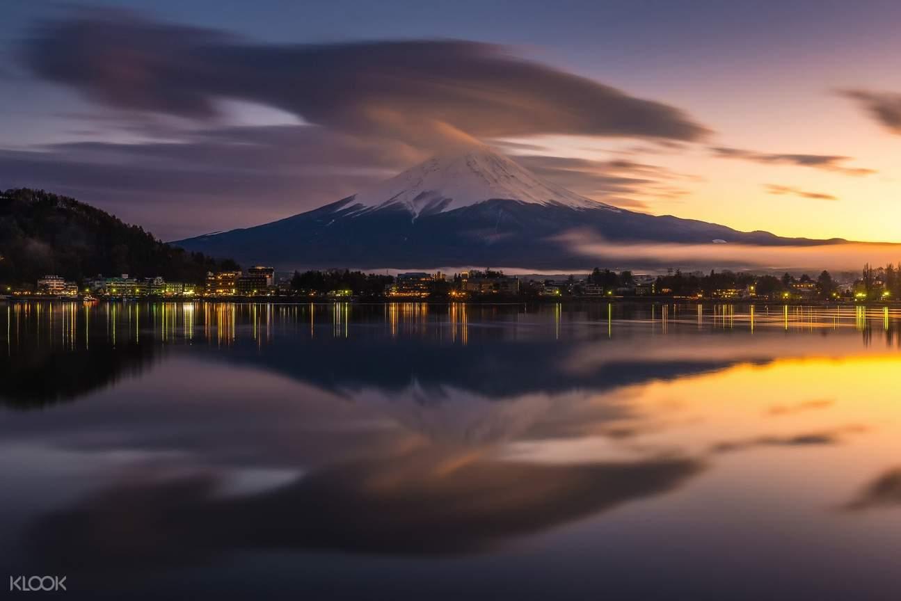 拼車遊覽 富士山、忍野八海、御殿場outlets 一日遊