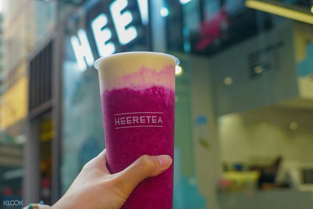 Heeretea in Causeway Bay