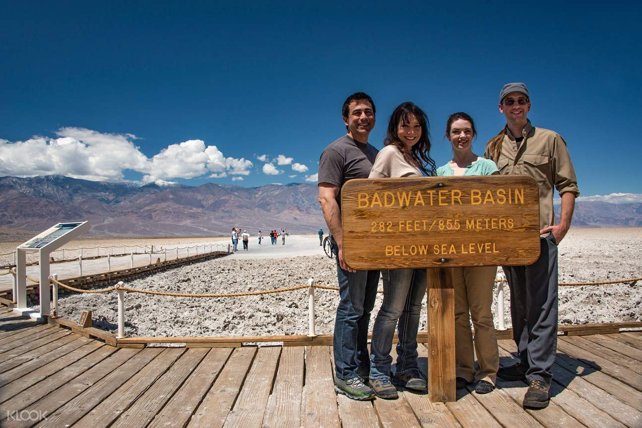 death valley badwater basin tour