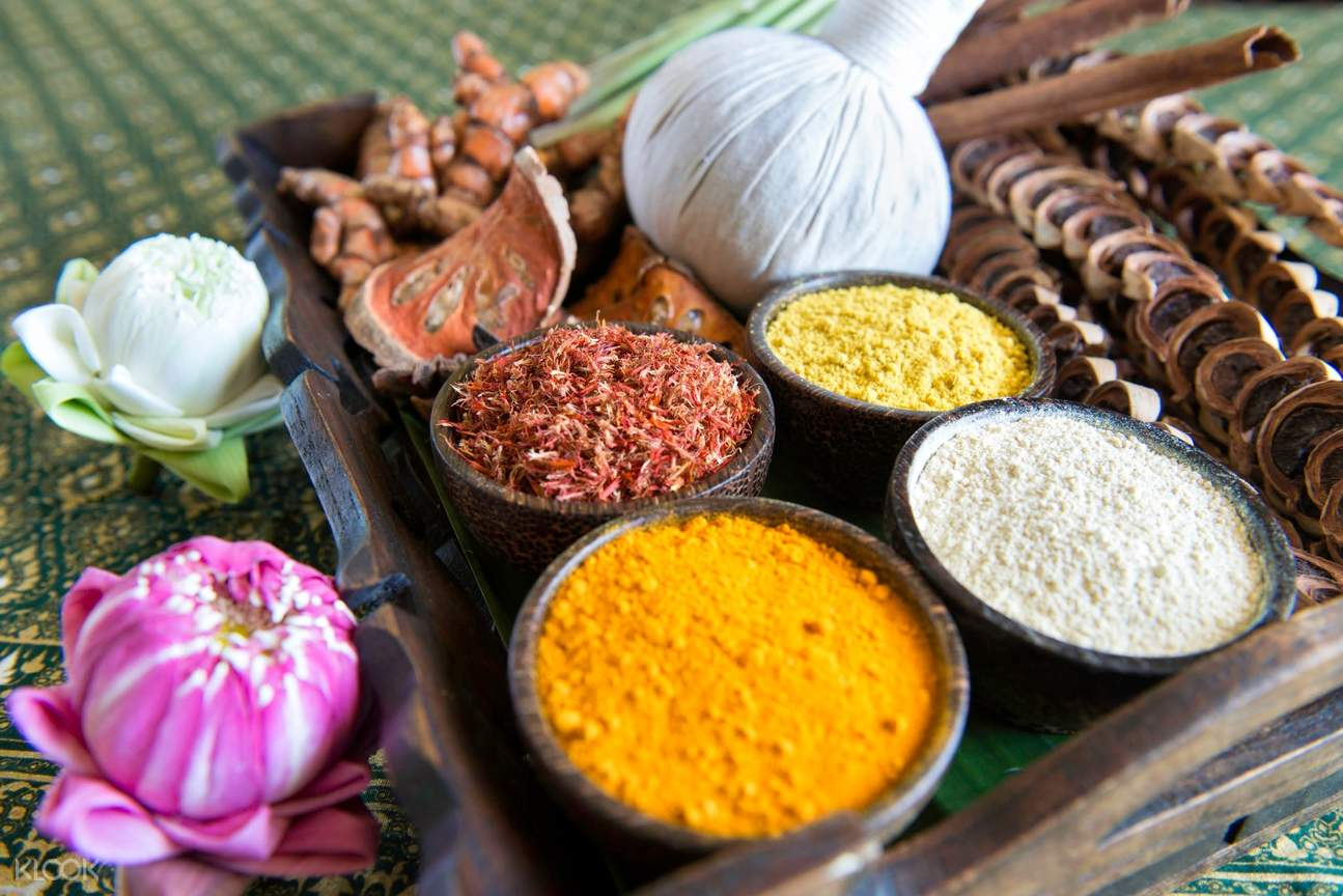 Thai Zen Spa Ingredients