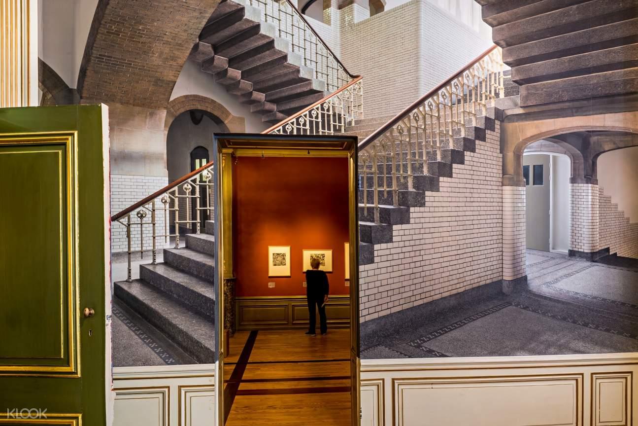 escherian stairwell