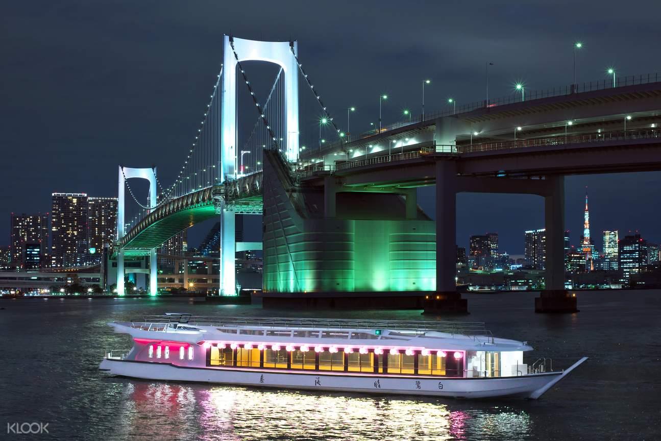 日本东京水上料亭晴海屋