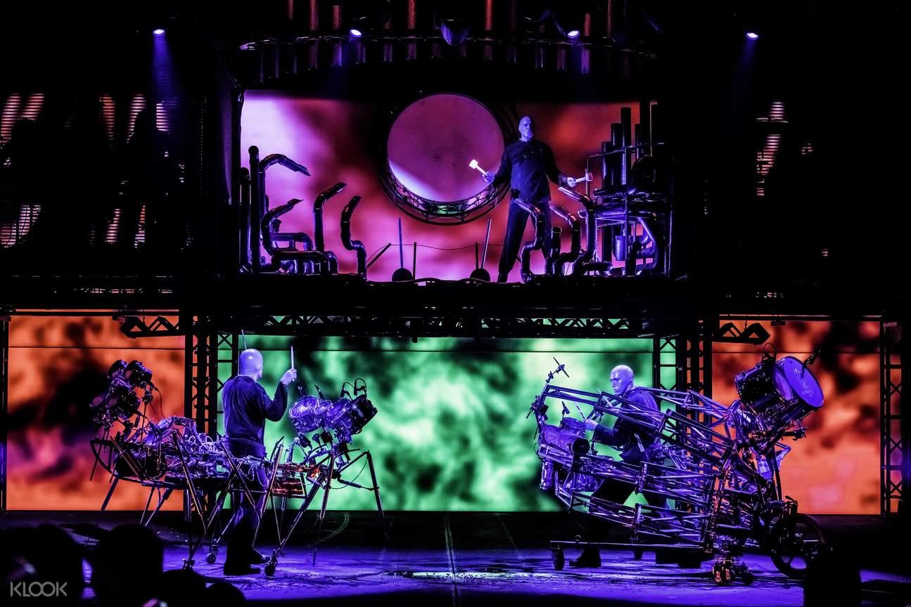 百老匯音樂劇藍人樂團