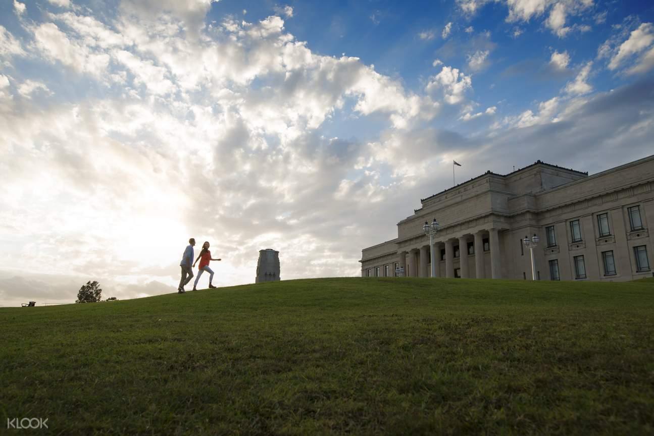 新西蘭奧克蘭博物館