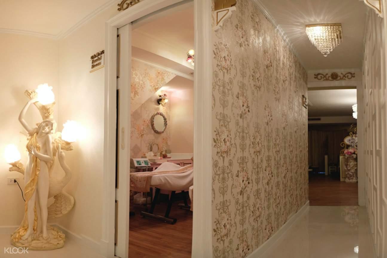 泰國曼谷Center point massage and spa