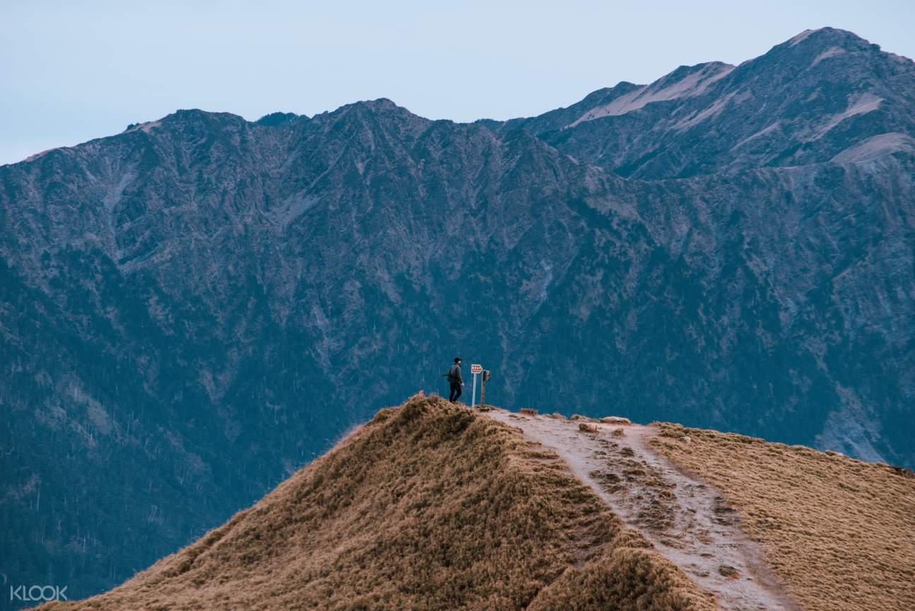兩天征服合歡主峰、東峰、北峰、石門山