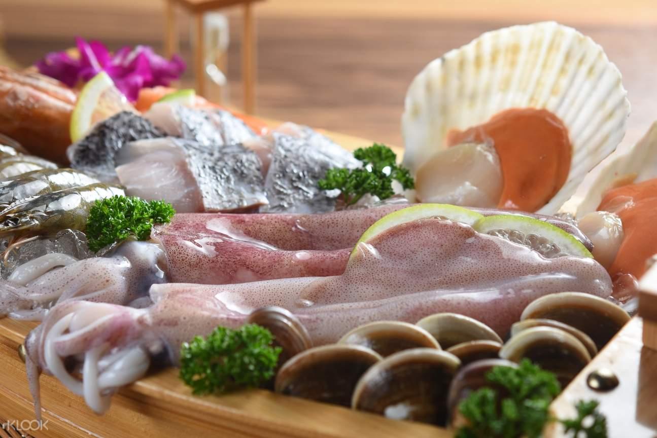 鍋台銘黑毛和牛,鍋台銘頂級鍋物,大安區鍋台銘,大安伊比利豬