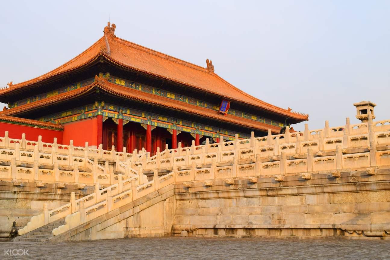 北京故宫门票