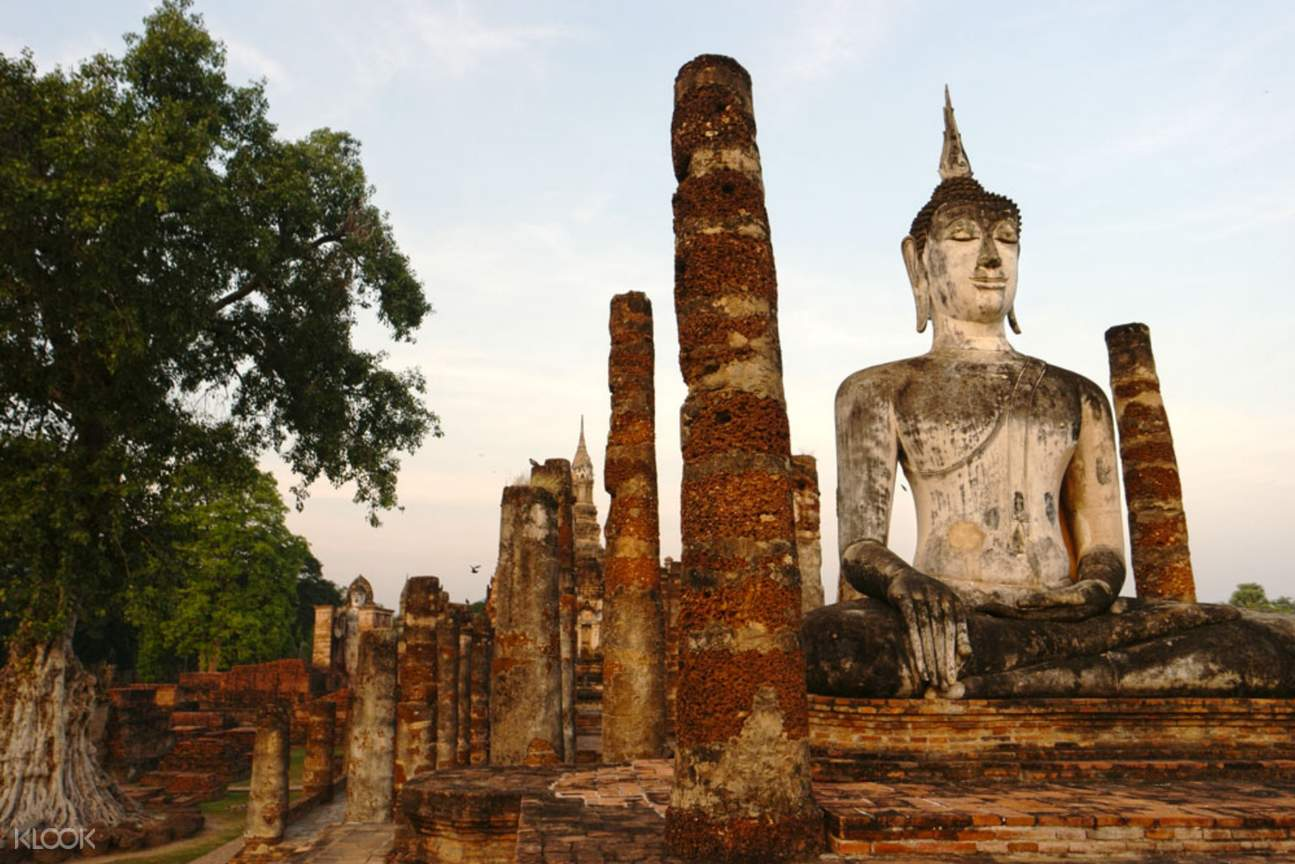 Shared Bus Transfers Sukhothai and Chiang Mai