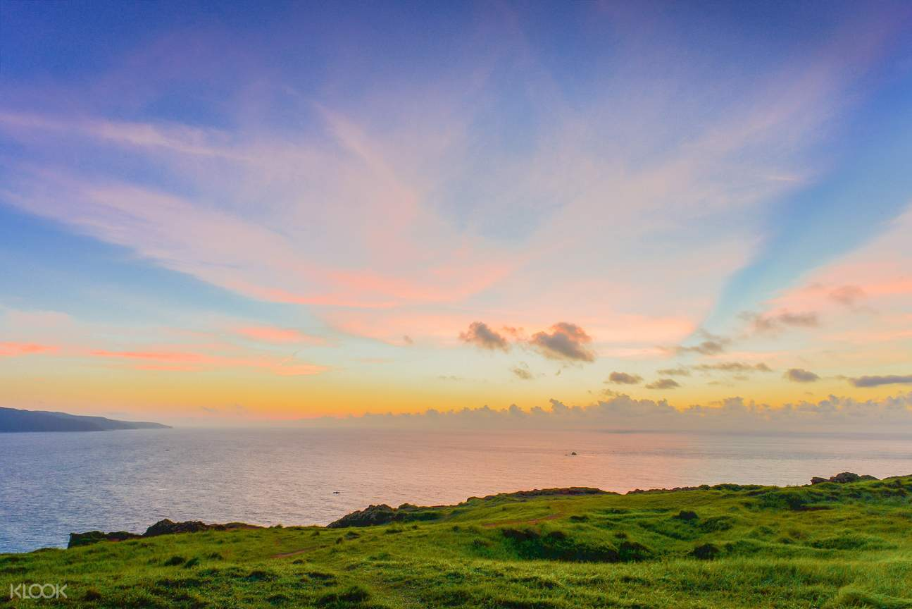 Kaohsiung and Kenting sunrise new year