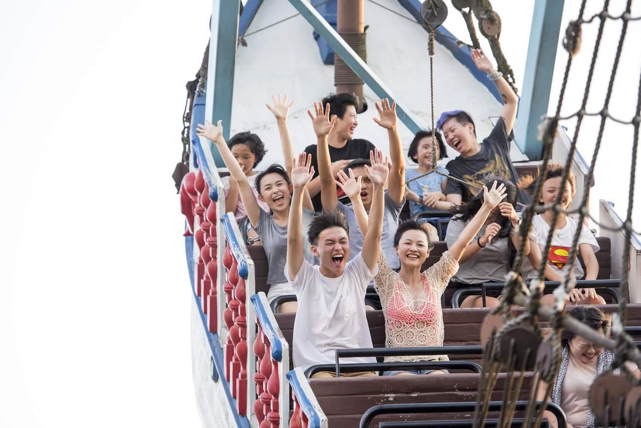 leafoo village theme park