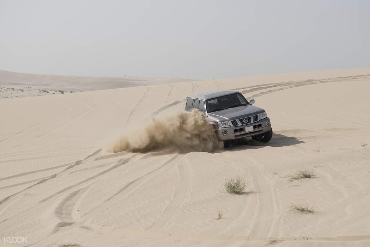 杜哈沙漠一日遊