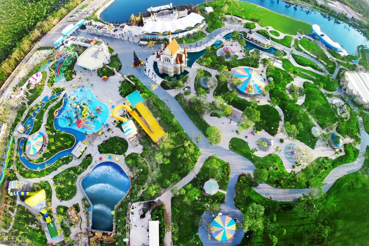 富國島珍珠遊樂園門票