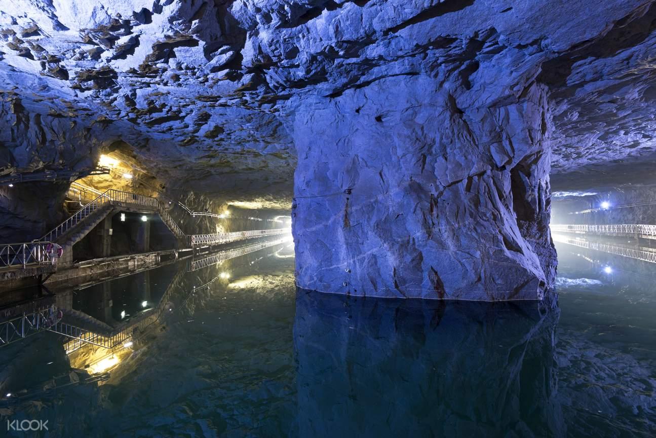 zhaishan tunnel kinmen