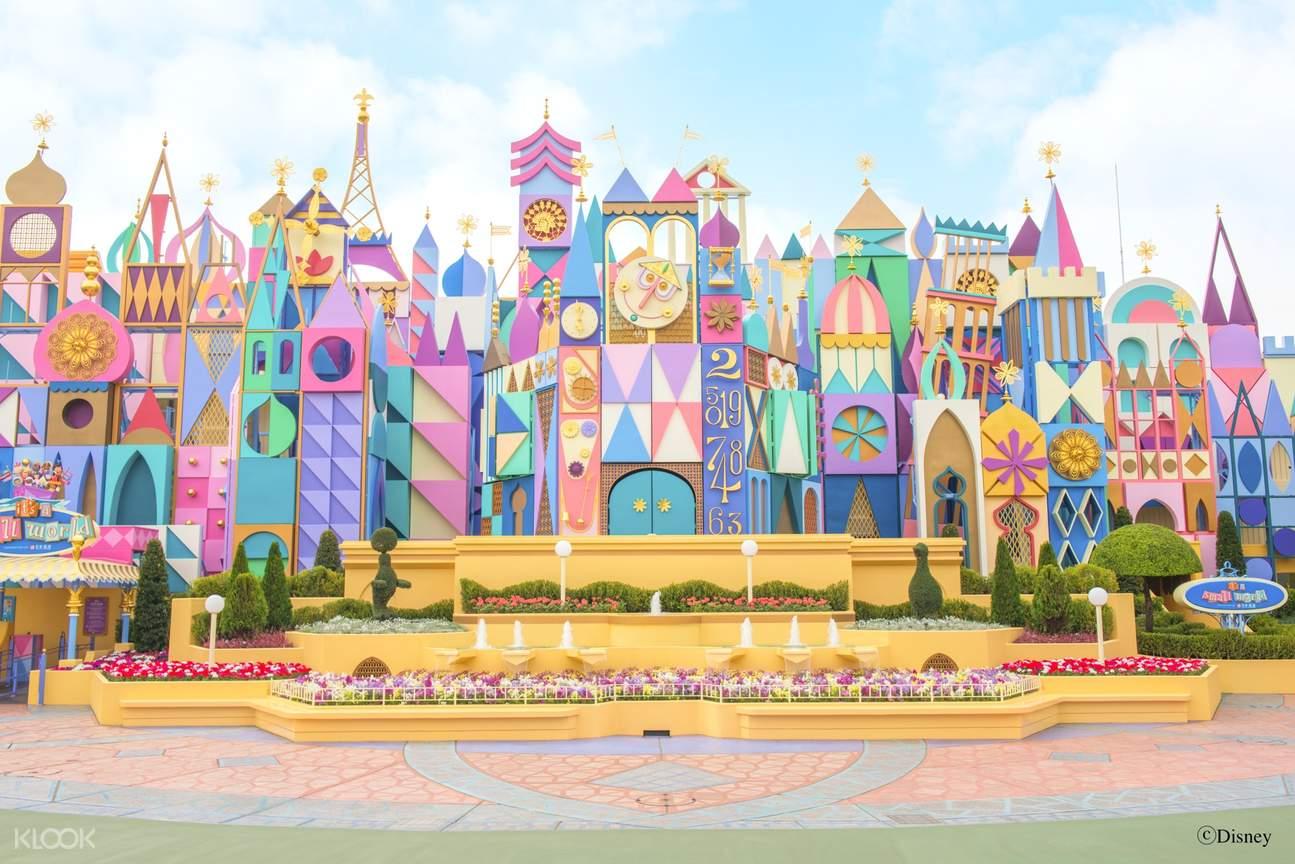 Tokyo Disneyland It's a Small World