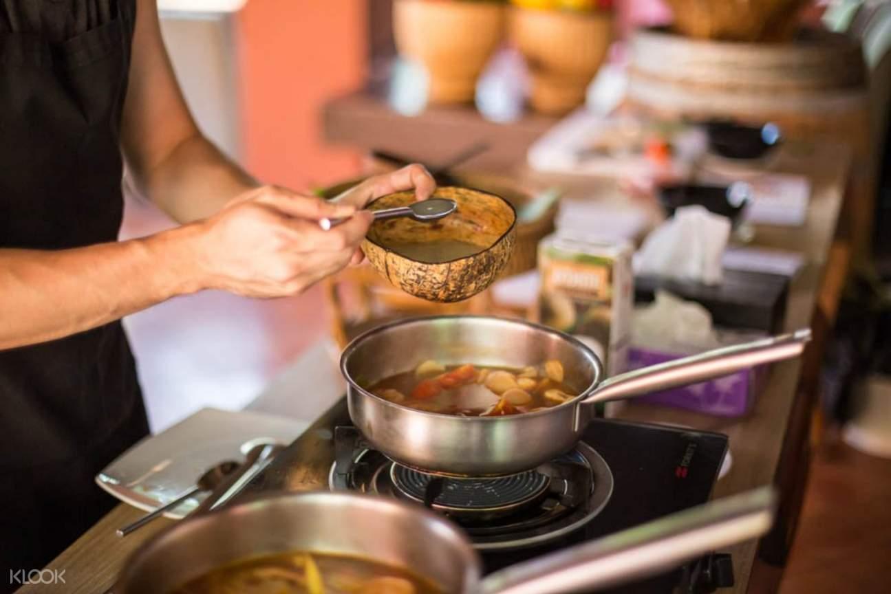 苏梅岛健康饮食探索之旅