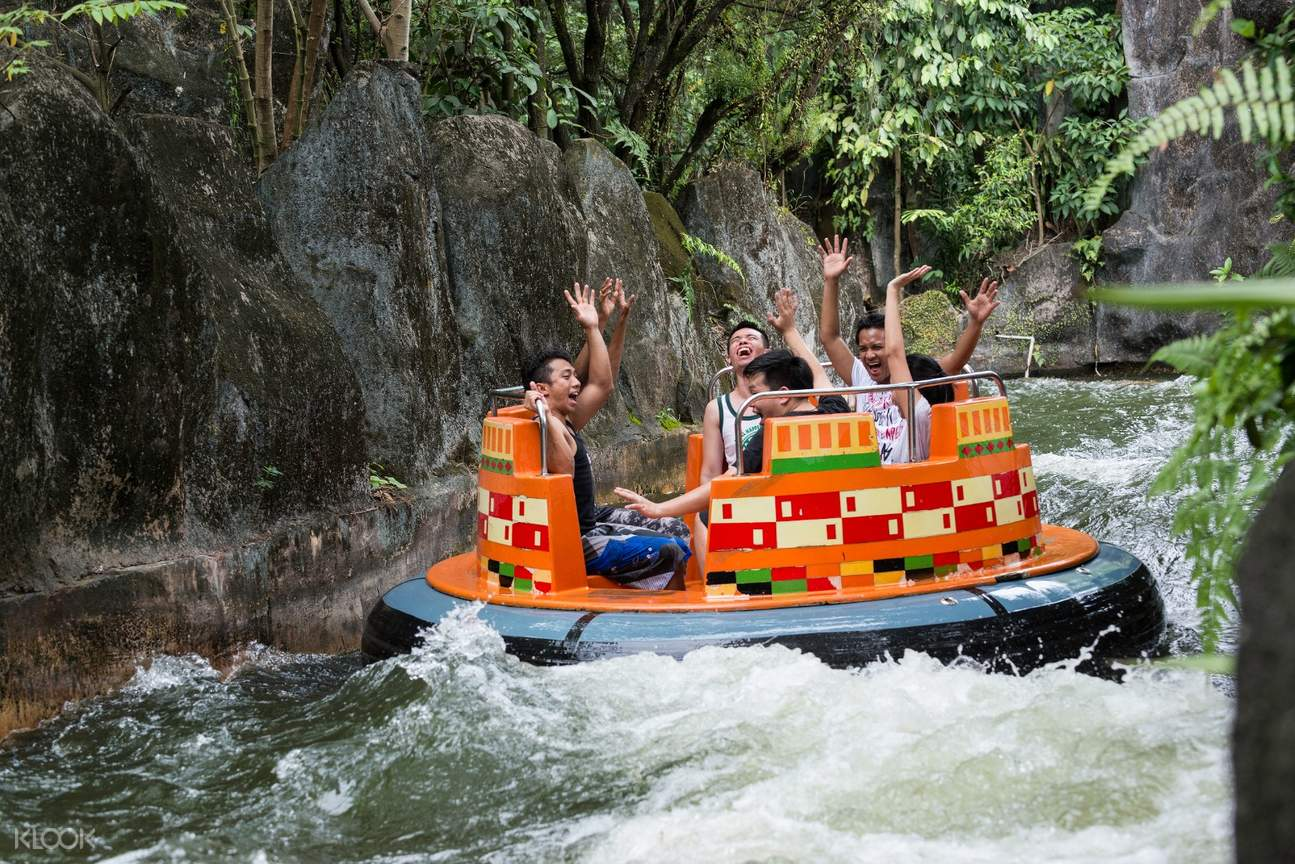 vuvuzela water rides