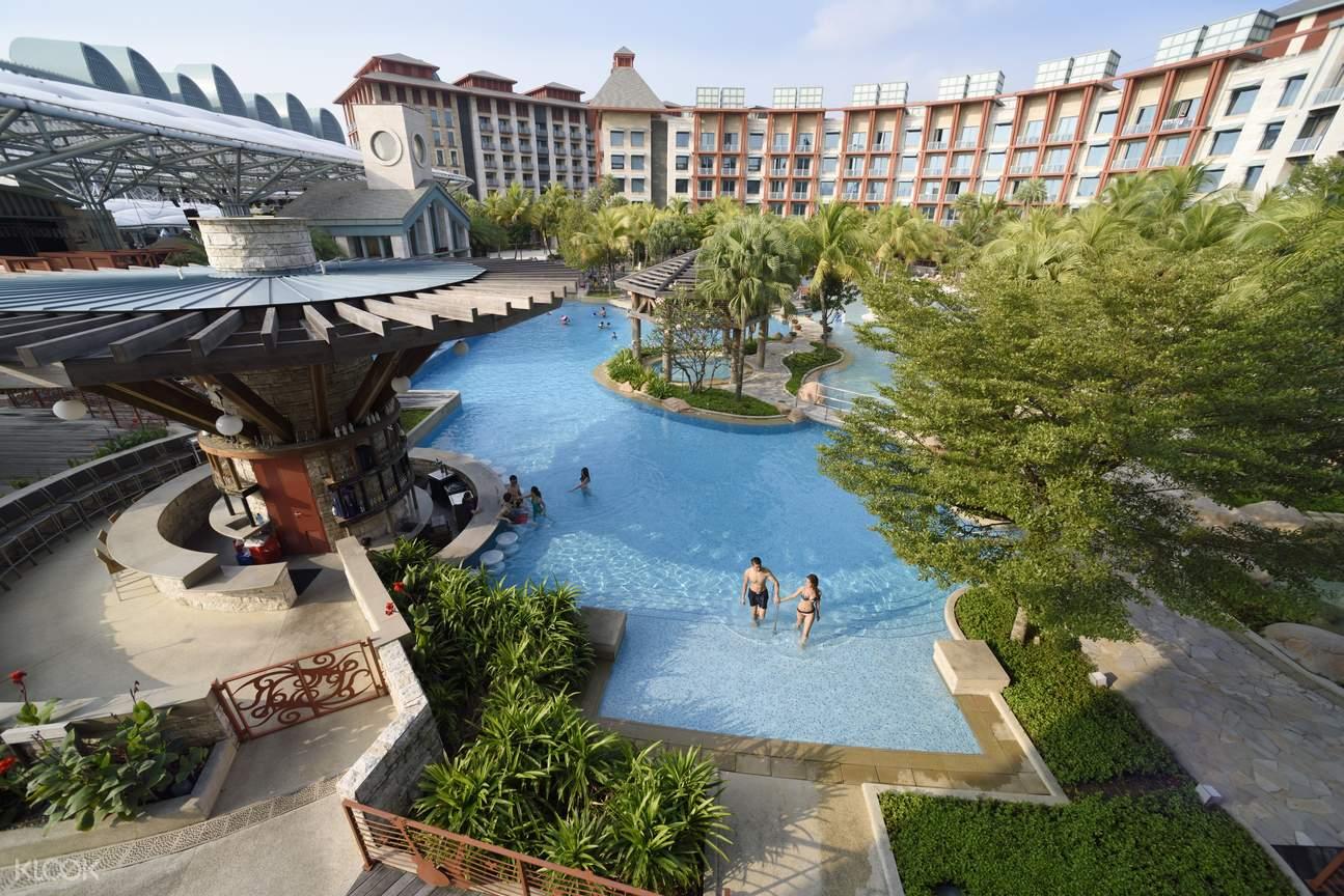 新加坡硬石酒店
