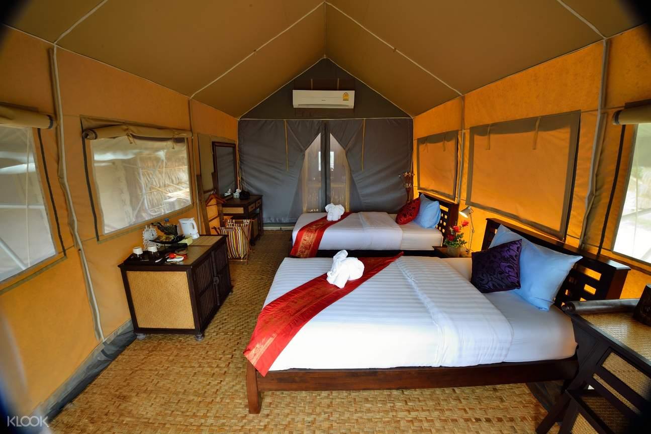 考索国家公园3天2夜探索之旅(喀比岛出发)