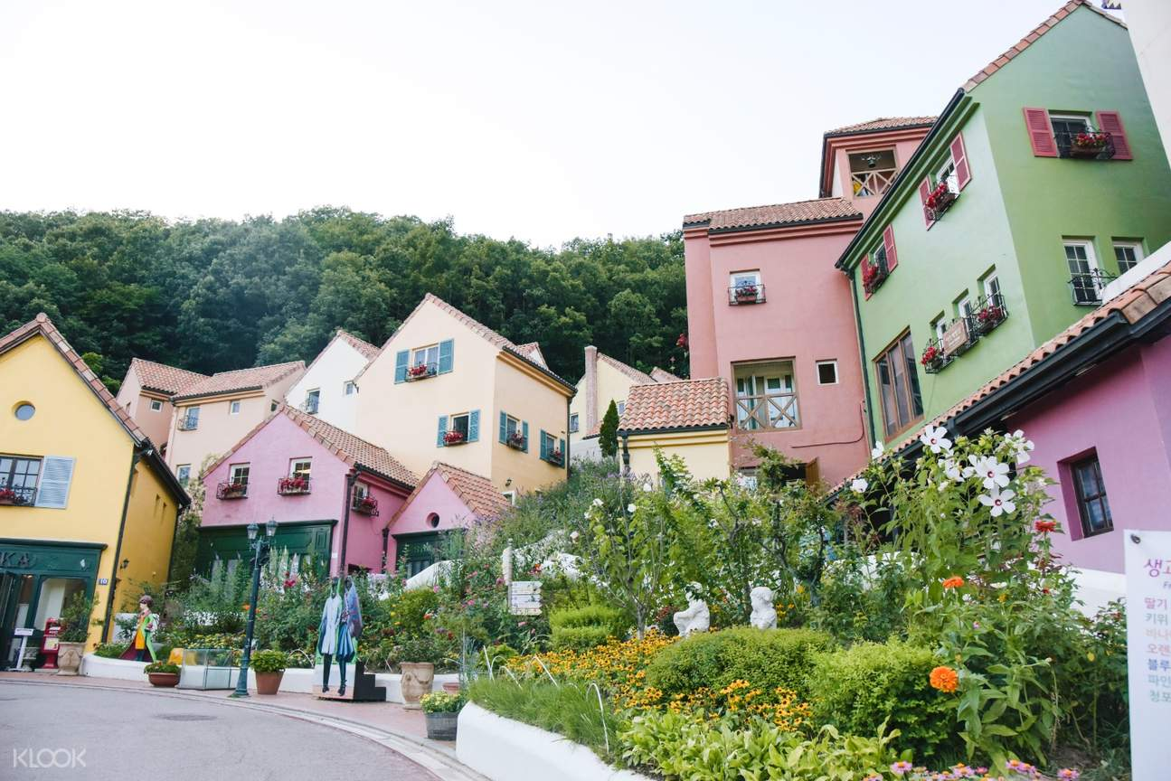 Petite France French-Style Theme Park
