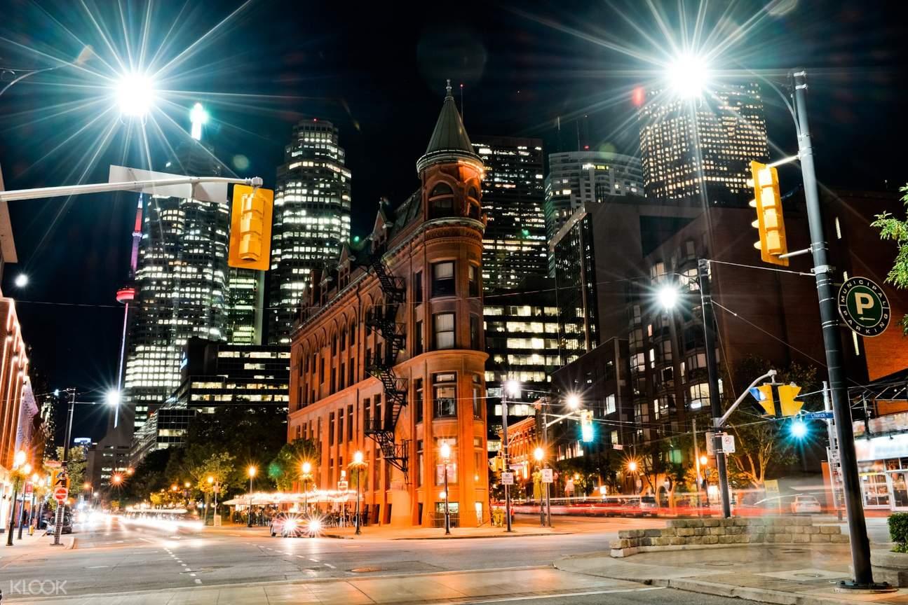 Toronto Night Tour