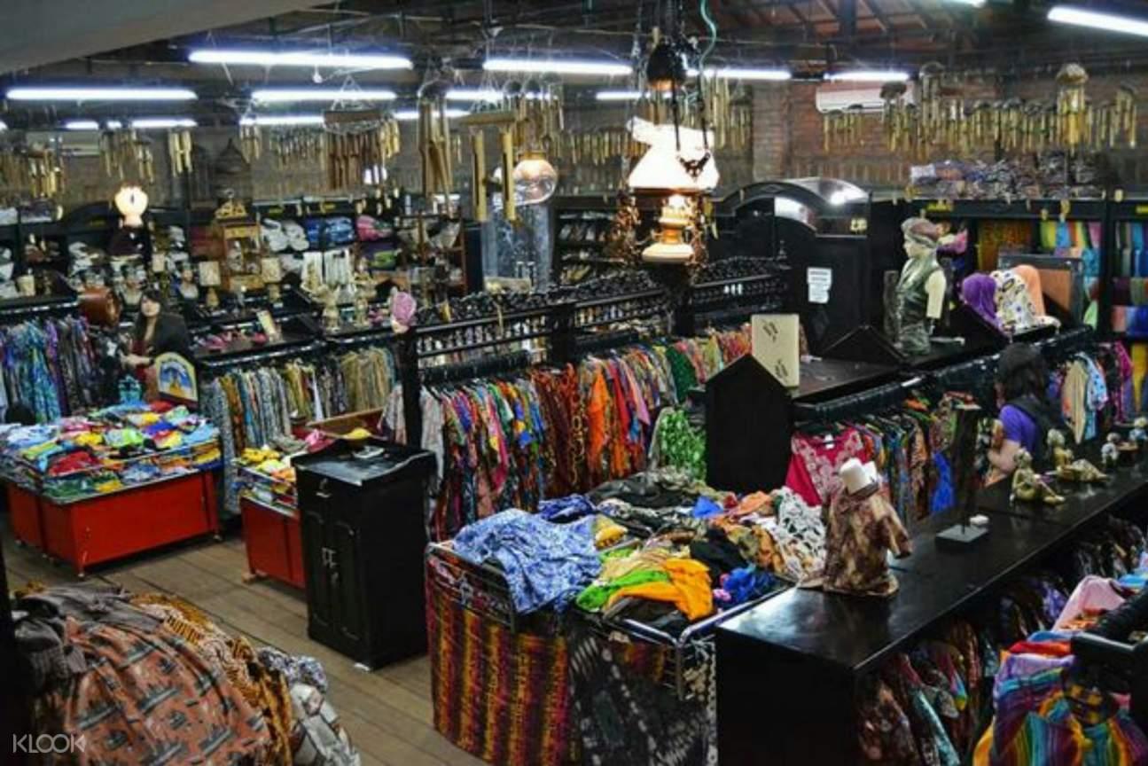 Bazaar in Yogyakarta