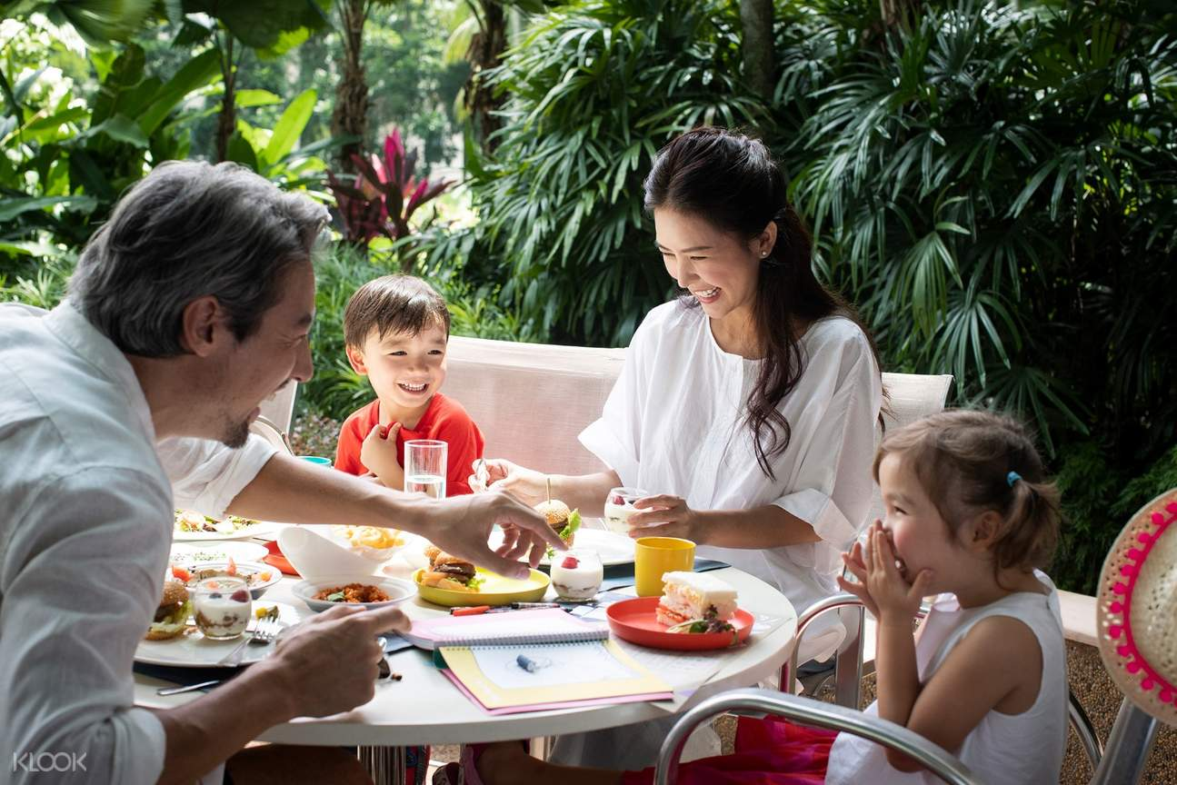 Shangri-La Hotel, Singapore Family Fun Package