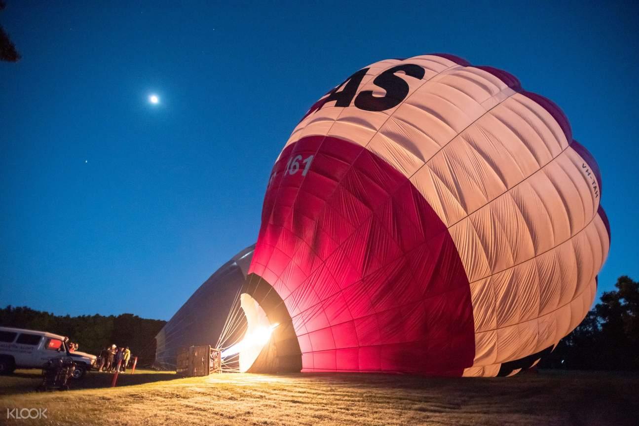 Hot Air Balloon Flight Gold Coast