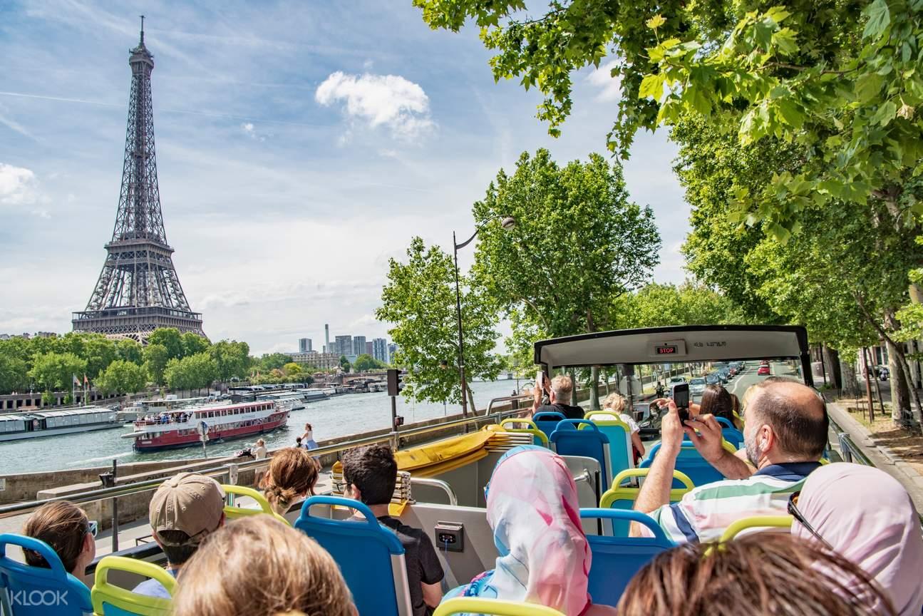 paris open bus pass