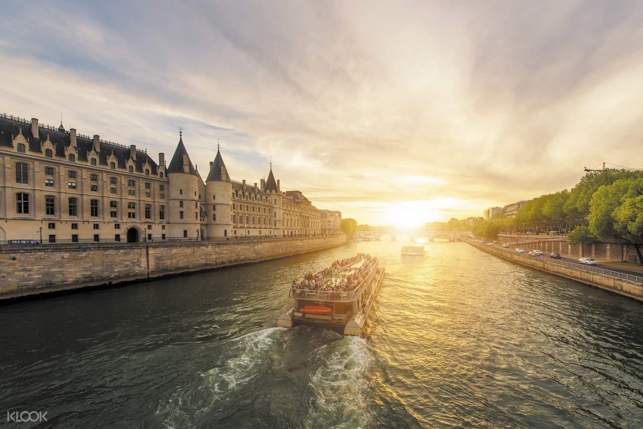 Seine River Cruise Paris