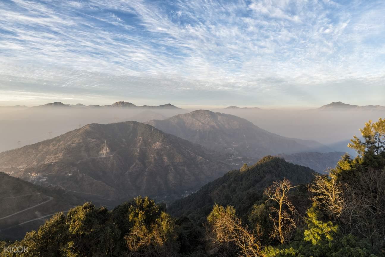 Kunjapuri Trek From Rishikesh