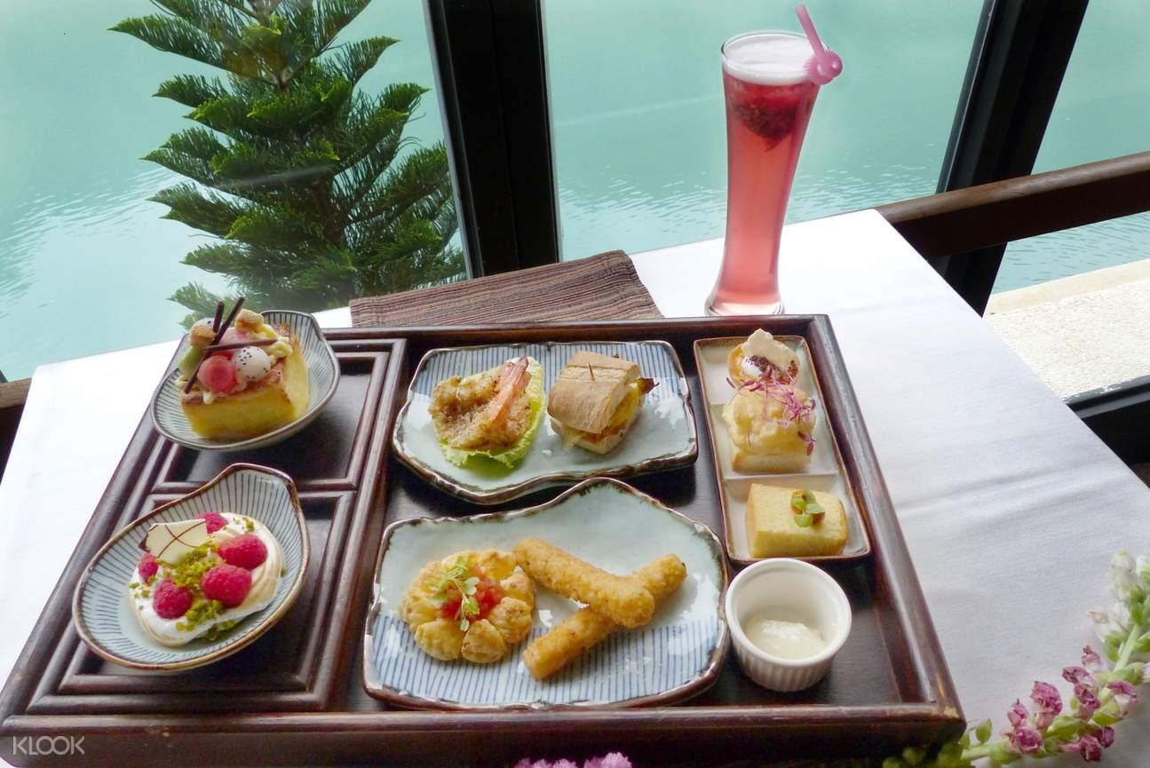 烏來溫泉下午茶