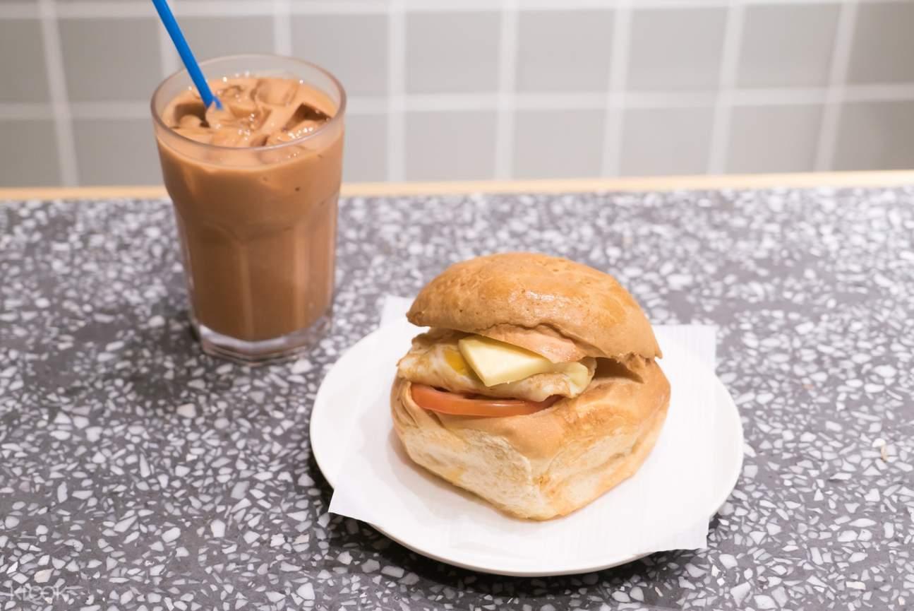 Mrs Tang Cafe Discounted Set Meals in Wan Chai, Hong Kong
