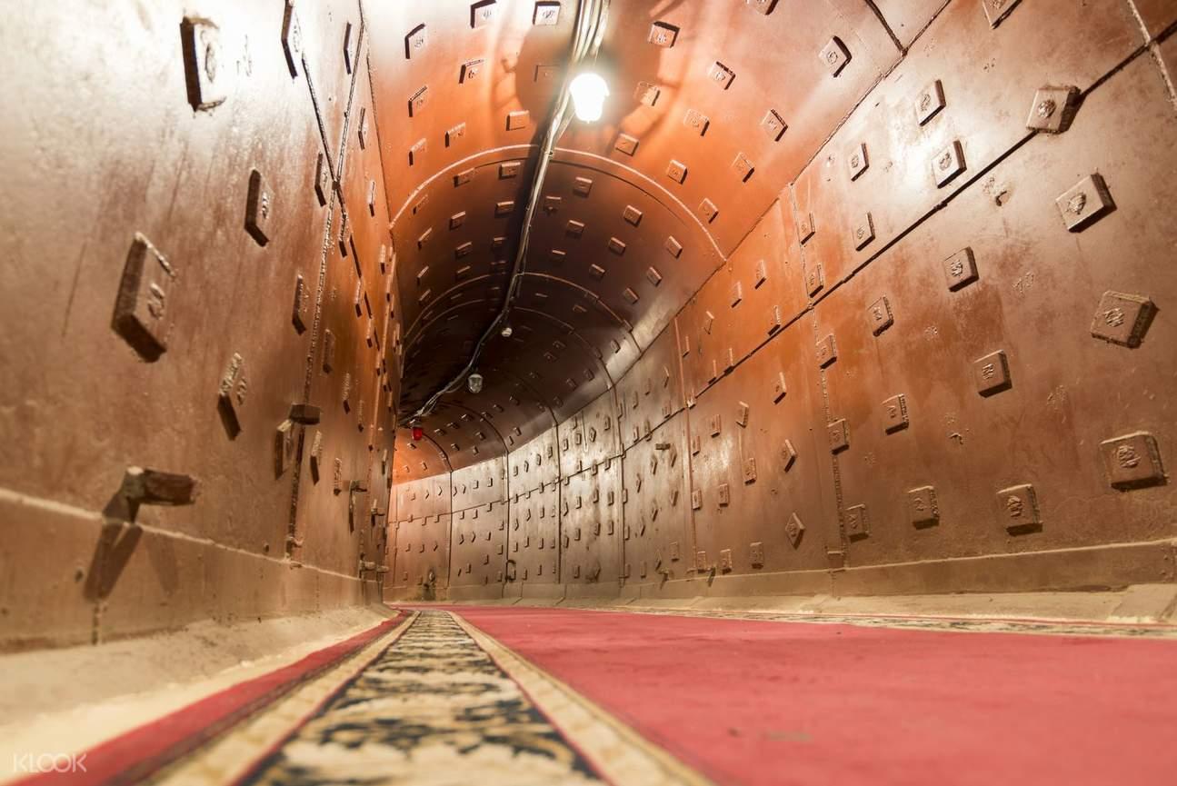 bunker 42 underground block