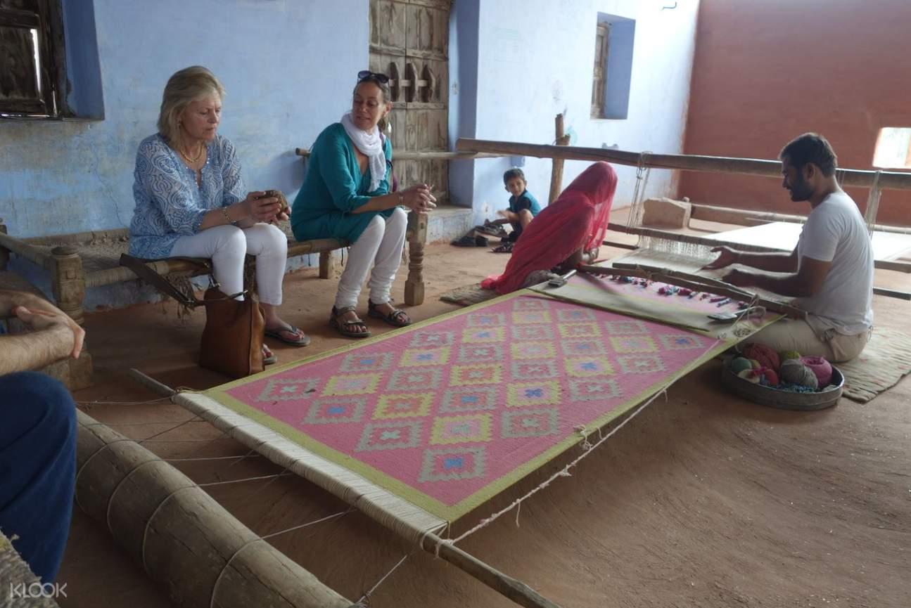 weaver village