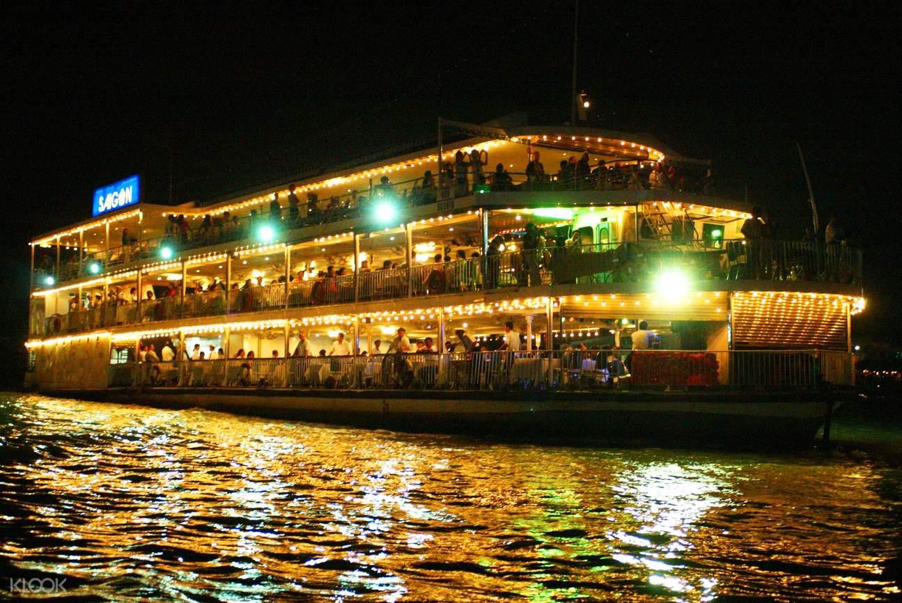 越南木偶戲,水上木偶戲,西貢河,西貢河夜遊,西貢夜晚活動,西貢獨特體驗,西貢夜間遊,越南水上木偶戲