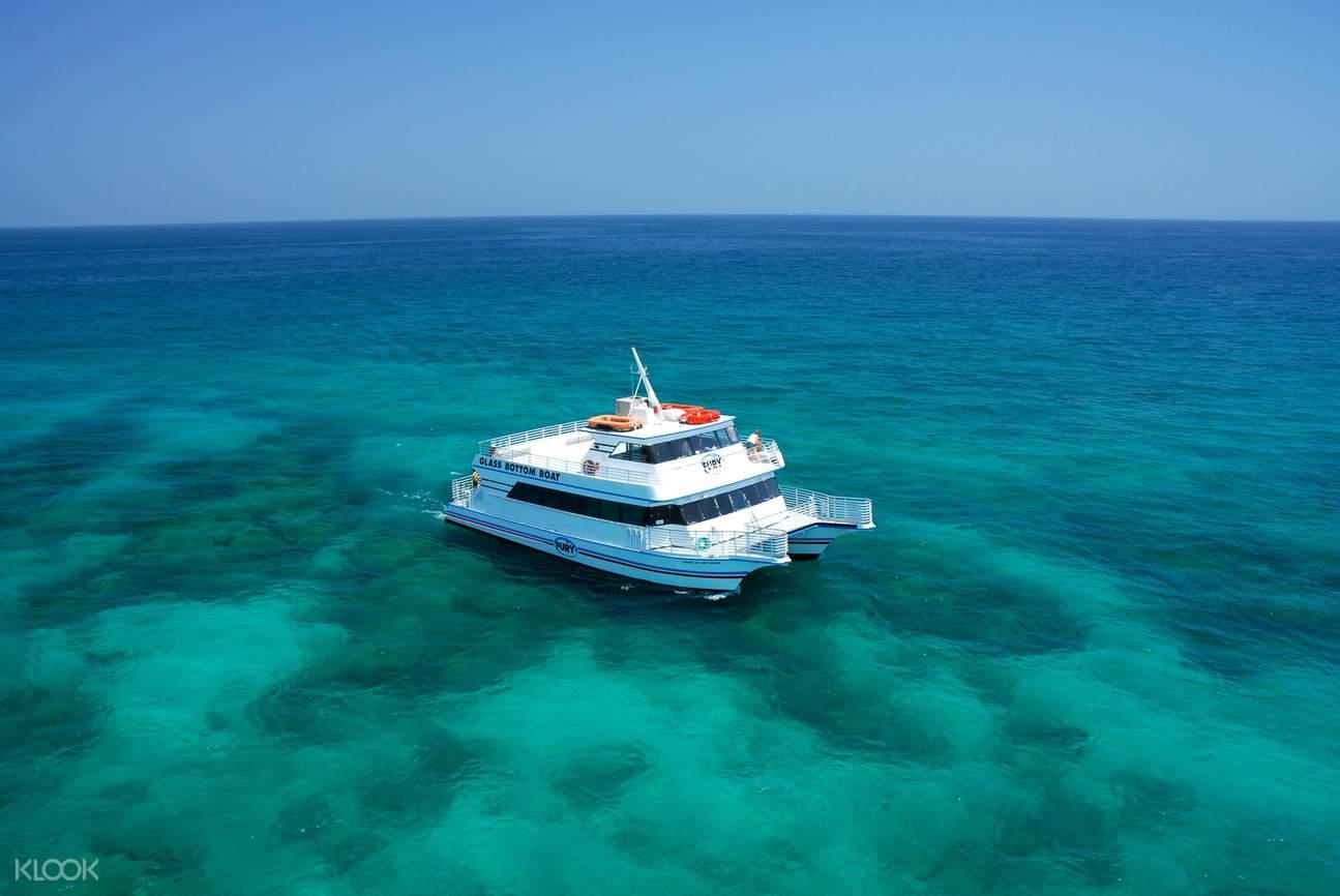 key west glass boat tour