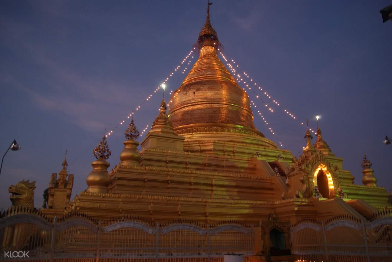 Mandalay transportation