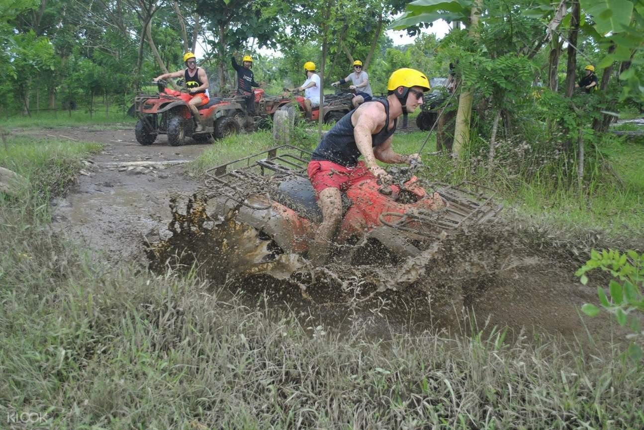 ATV ride in Ayung