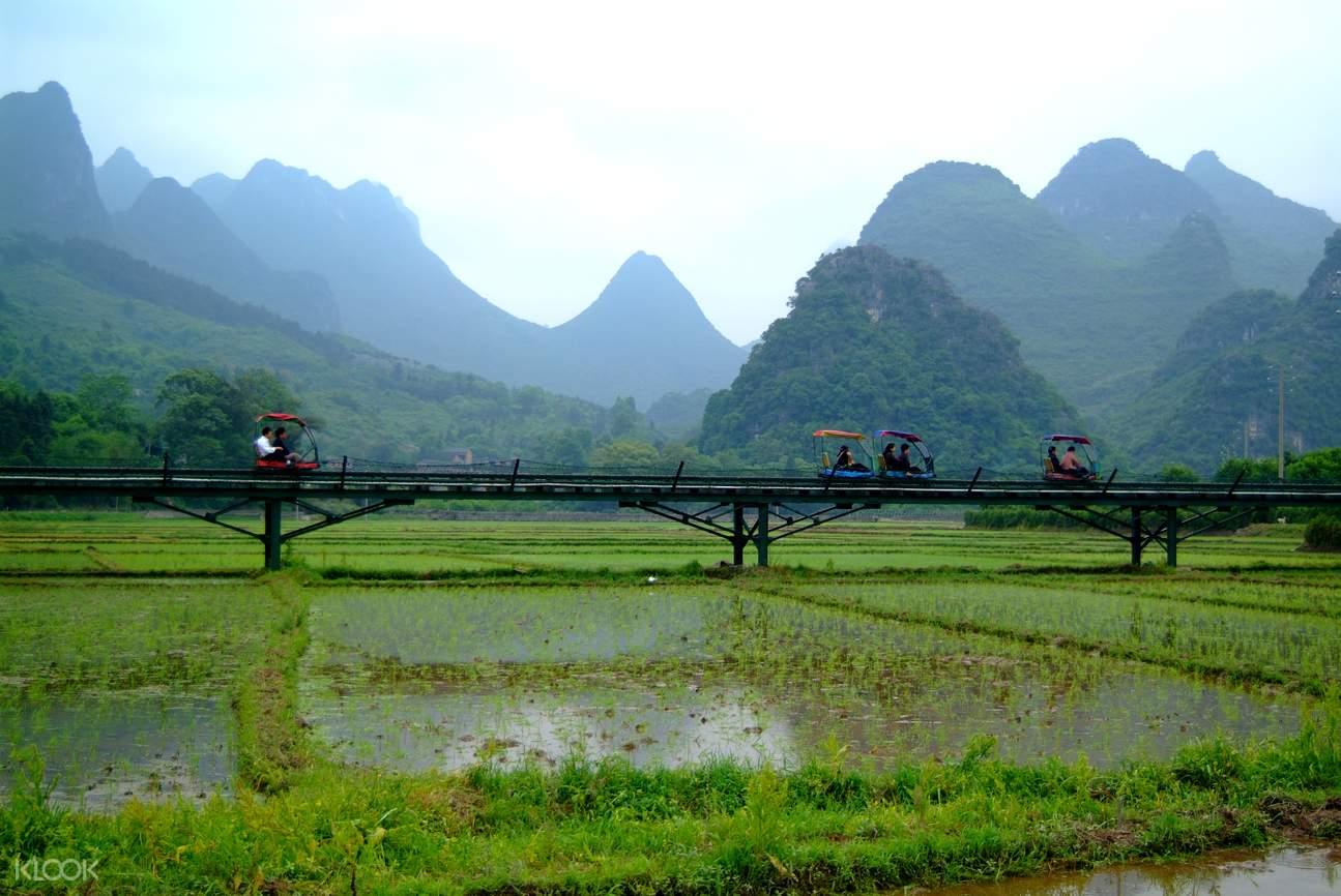 桂林冠岩景區