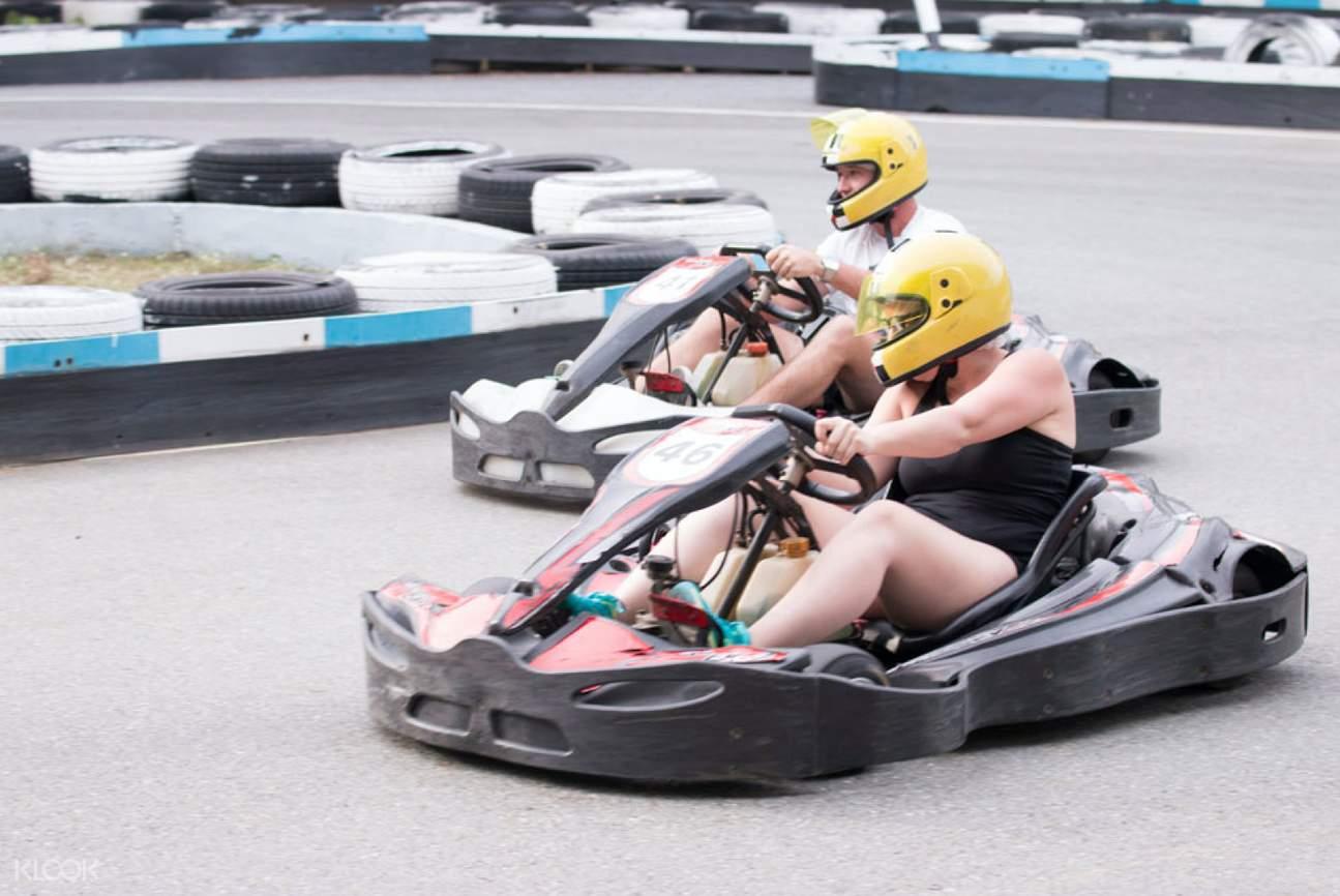 go kart racing easykart pattaya