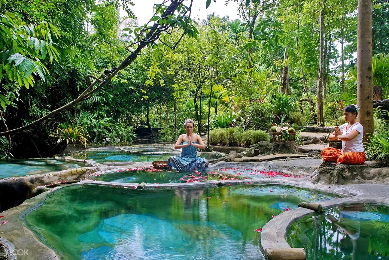 Hotsprings Meditation