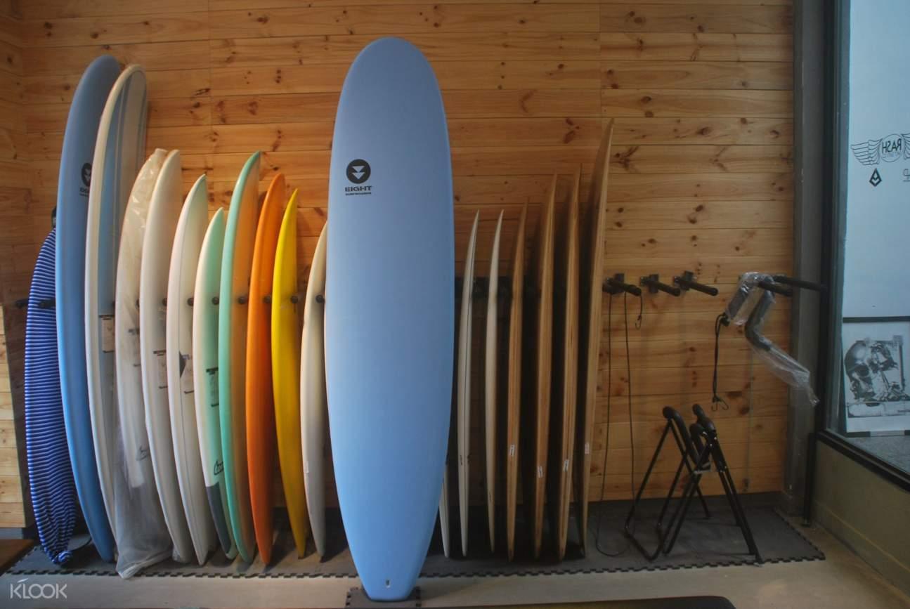 Surf Board Rental in Danang