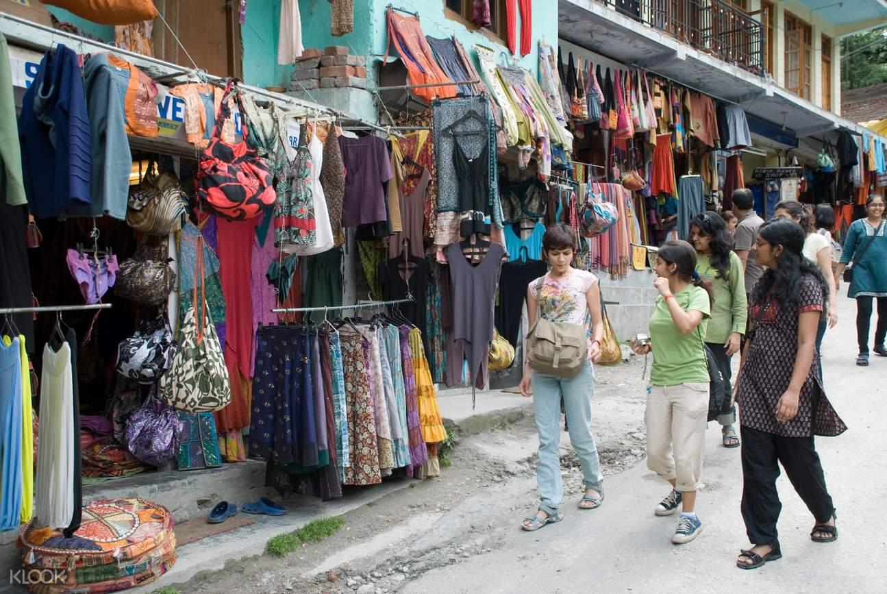 Manali Market